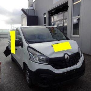 Renault Trafic 3 2019 1.6 dCi nur Für Ersatzteile
