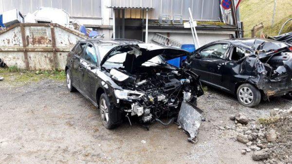 Audi A3 Sportback 2020 1.6 TDI nur für Ersatzteile