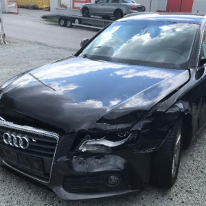 Audi A4 2008 2.0 TDI nur für Ersatzteile