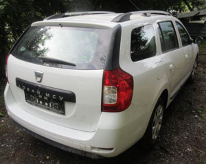 Dacia Logan 2 2014 0.9 nur für Ersatzteile
