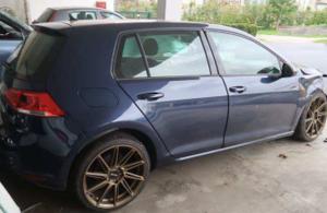 VW Golf 7 2013 1.2 TSI nur für Ersatzteile