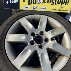Komplett Rad Alufelgen 15 Zoll Seat Ibiza 6L 4 stk.