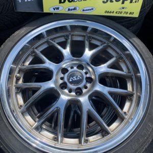 Komplett Rad Alufelgen 18 Zoll VW Golf 4 Bora 1J Audi A3 Seat Leon Toledo 1M