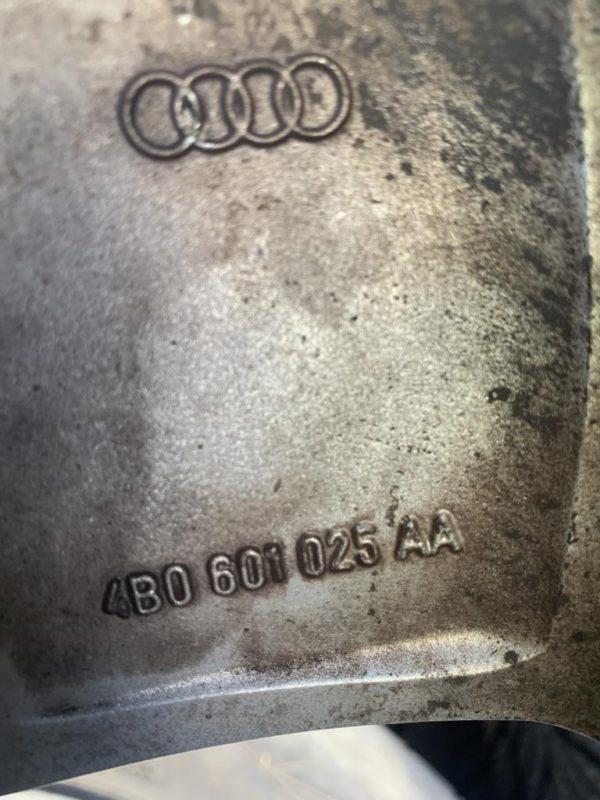 Komplett Rad Alufelgen 16 Zoll Audi A6 4B C5 4stk.