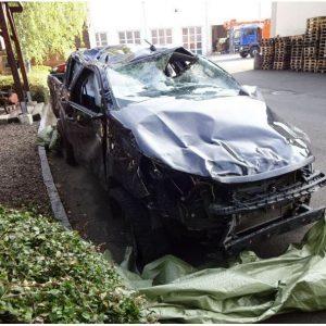Toyota Hilux 2019 Allrad 4×4 2,4 D-4D nur für Ersatzteile