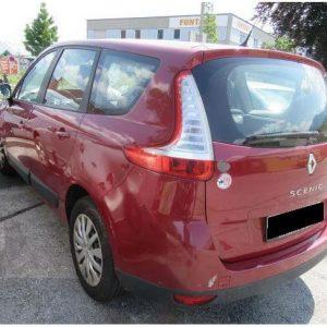 Renault Grand Scenic 3 2010 1.5 dCi nur für Ersatzteile